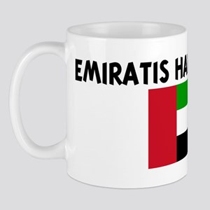 EMIRATIS HAVE MORE FUN Mug