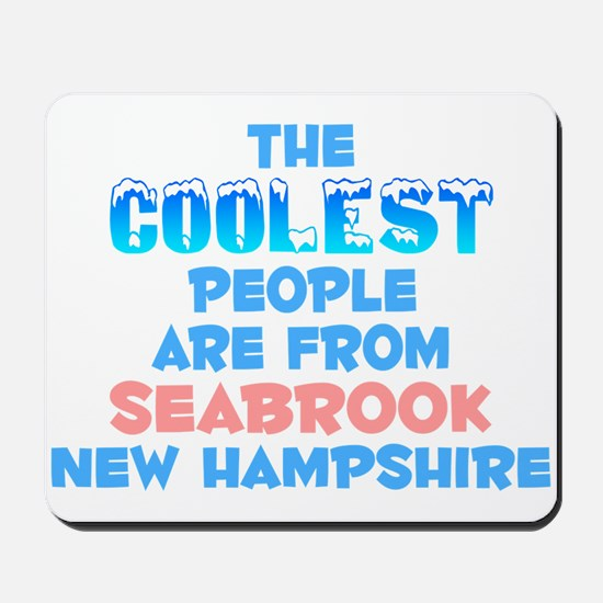 Coolest: Seabrook, NH Mousepad