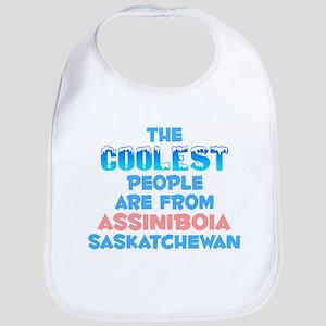 Coolest: Assiniboia, SK Bib
