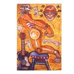 """""""Bondage and Guitar"""" Postcards (Package of 8)"""