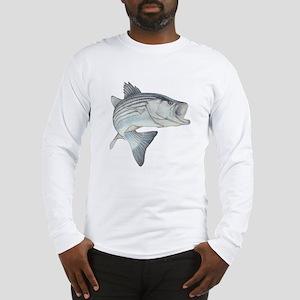 Lunker's Stripe Bass Long Sleeve T-Shirt