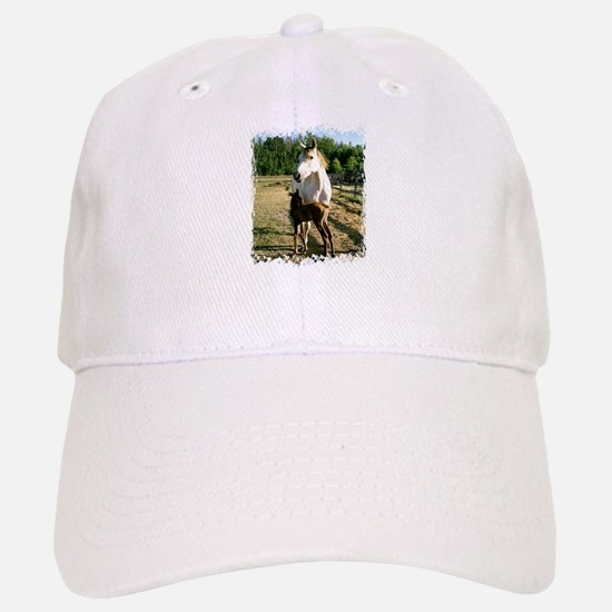 BEAUTIFUL HORSES Baseball Baseball Cap