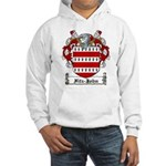 Fitz-John Family Crest Hooded Sweatshirt