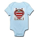 Fitz-John Family Crest Infant Creeper