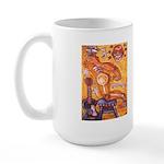 Ransavage Art Large Mug