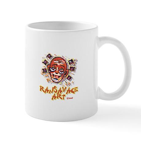 Ransavage Art Mug