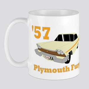 Chrysler Mopar '57 Plymouth F Mug