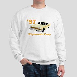 Chrysler Mopar '57 Plymouth F Sweatshirt
