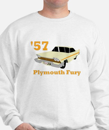 Chrysler Mopar '57 Plymouth F Sweatshirt