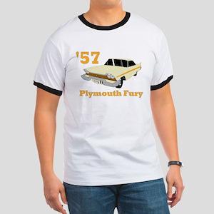 Chrysler Mopar '57 Plymouth F Ringer T