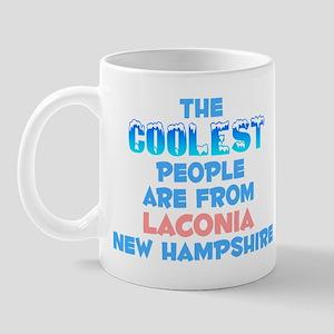 Coolest: Laconia, NH Mug