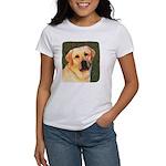 Yellow Labrador Retriever Women's T-Shirt