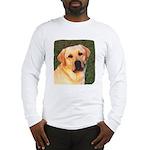 Yellow Labrador Retriever Long Sleeve T-Shirt