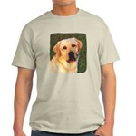 Yellow Labrador Retriever Light Colors T-Shirt