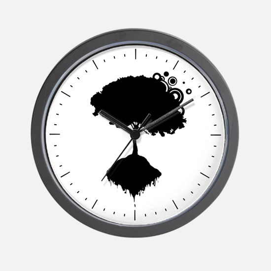 MysTree of Life Wall Clock