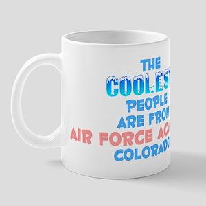 Coolest: Air Force Acad, CO Mug