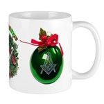Masonic Holiday Mug