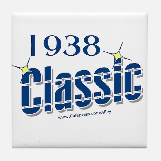 1938 Classic (b) Tile Coaster