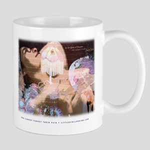 She Cannot Forget Their Pain Mug