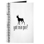 The Min Pin Journal