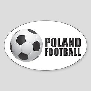 Poland Football Sticker