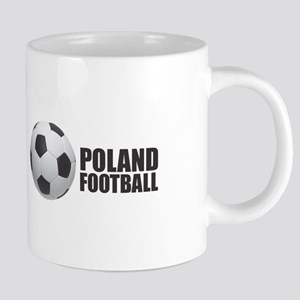 Poland Football Mugs