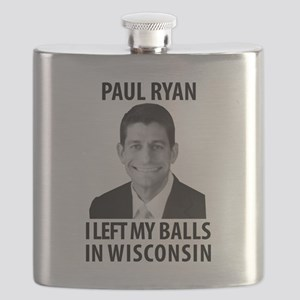 Paul Ryan Classic Flask