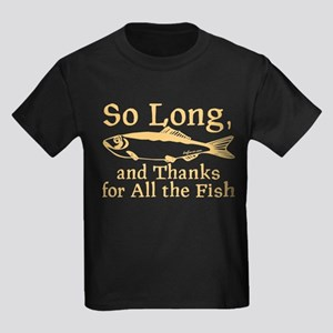 So Long Kids Dark T-Shirt