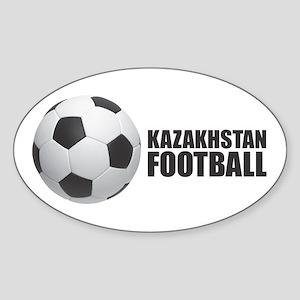 Kazakhstan Football Sticker