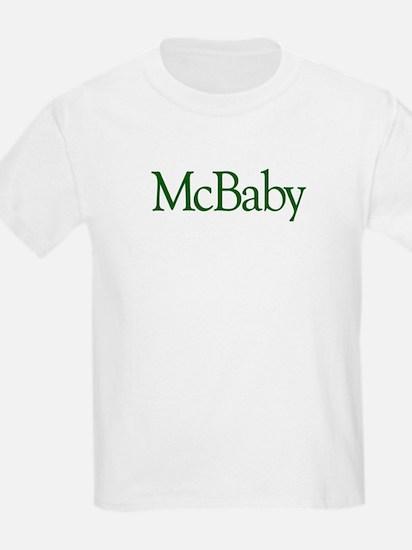 McBaby (Irish Baby) T-Shirt