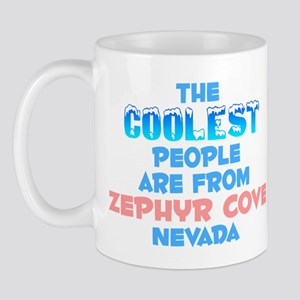 Coolest: Zephyr Cove, NV Mug