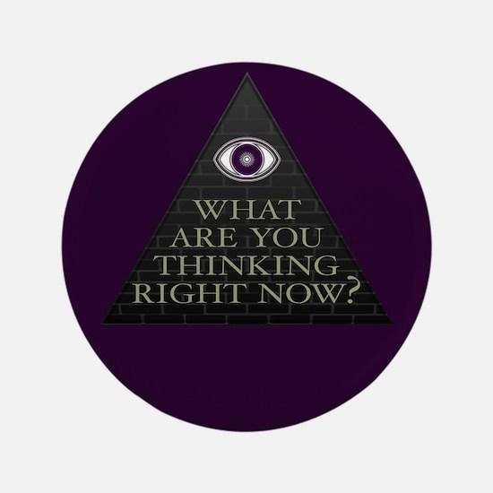 Eye Think Discordian (Purple)