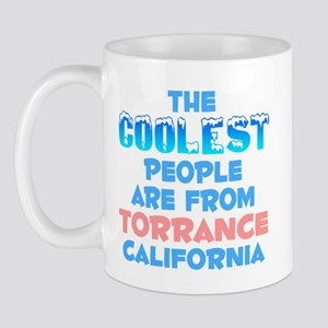 Coolest: Torrance, CA Mug