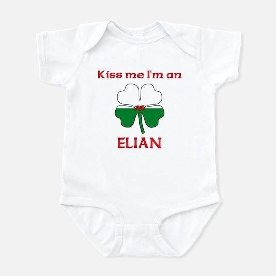 Elian Family Infant Bodysuit