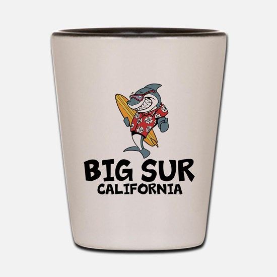 Big Sur, California Shot Glass