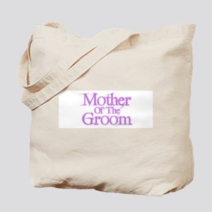 Mother Of The Groom - Pink Fa Tote Bag