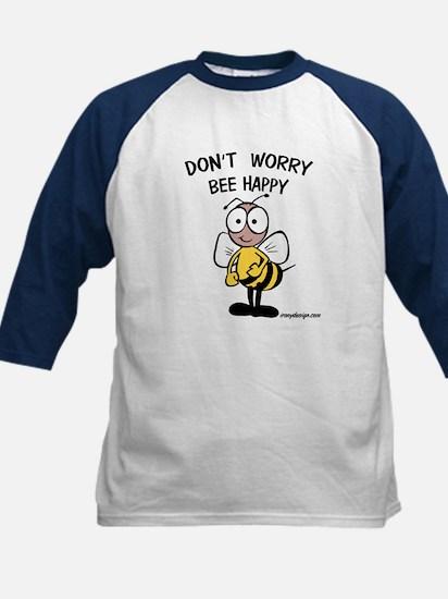 DON'T WORRY Kids Baseball Jersey