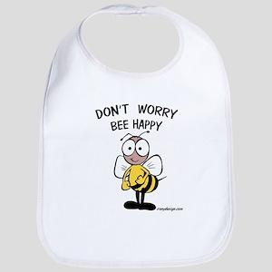 DON'T WORRY Bib