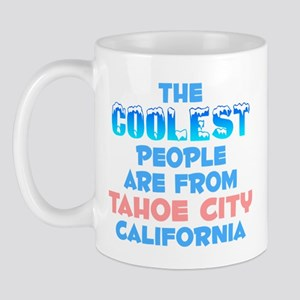Coolest: Tahoe City, CA Mug