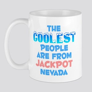 Coolest: Jackpot, NV Mug