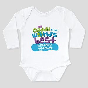 History Teacher Gifts for Kids Infant Bodysuit Bod