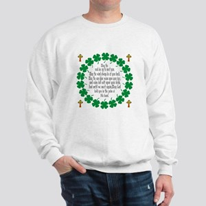 Irish Prayer Blessing Sweatshirt