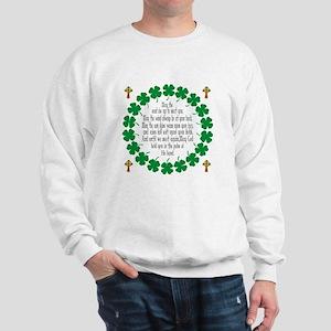Irish Prayer Blessing Sweatshirt