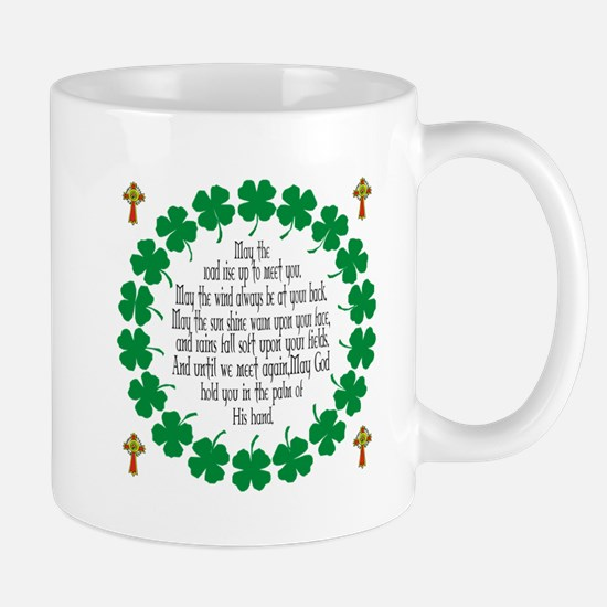 Irish Prayer Blessing Mug