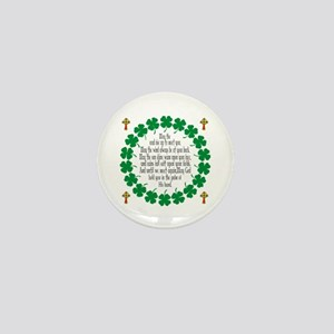 Irish Prayer Blessing Mini Button