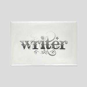 Urban Writer Rectangle Magnet