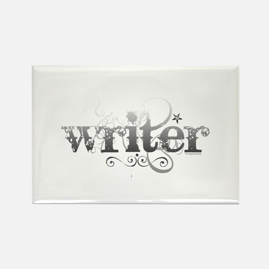 Urban Writer Rectangle Magnet
