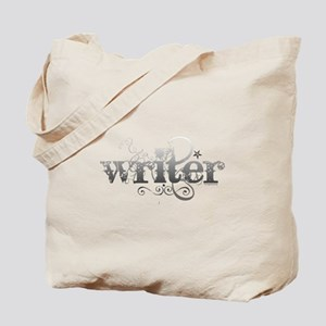 Urban Writer Tote Bag