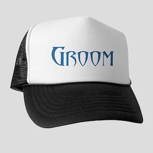 Groom - Blue Doom Trucker Hat