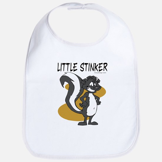 Little Stinker Bib